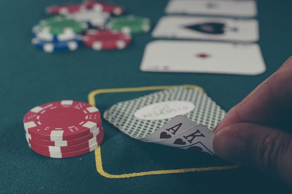 Developing the Perfect Strategy For Blackjack